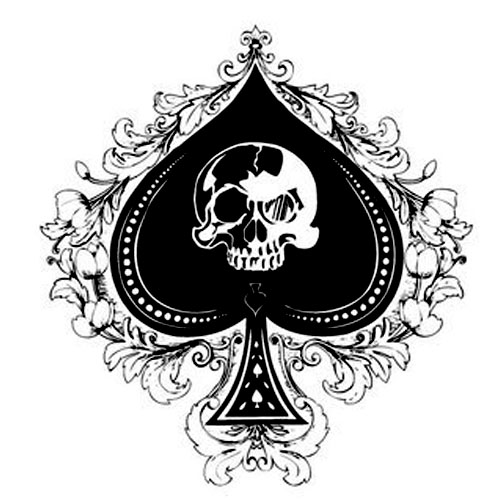 ace of spades tat tattoo 04