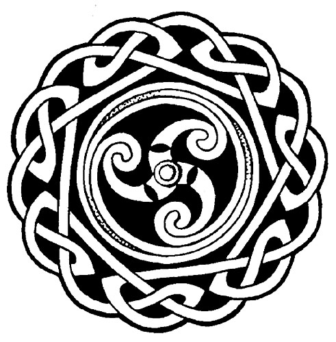 celtic circle tat tattoo 06