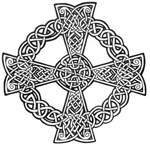 celtic cross 13