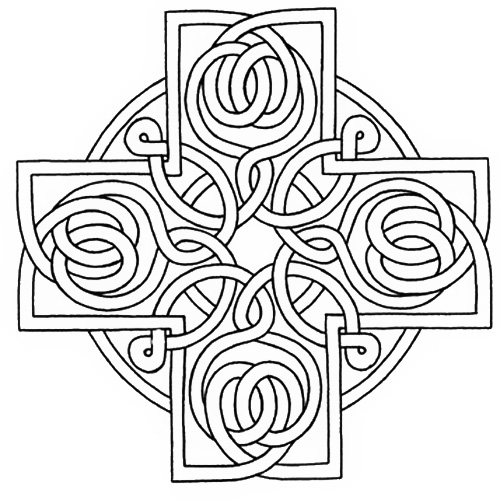 celtic cross 19