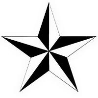 star tat tattoo 05